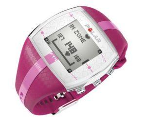 3. Polar FT4 Heart Rate Monitor