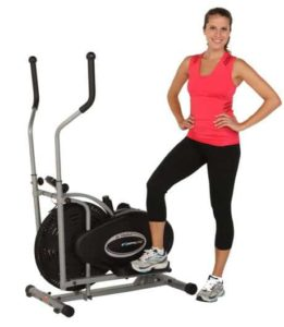 4. Exerpeutic Aero Air Ellipticals