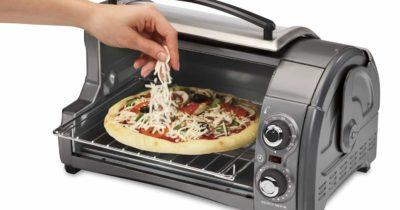 Top 10 Best 4-slice Toaster Ovens in 2017