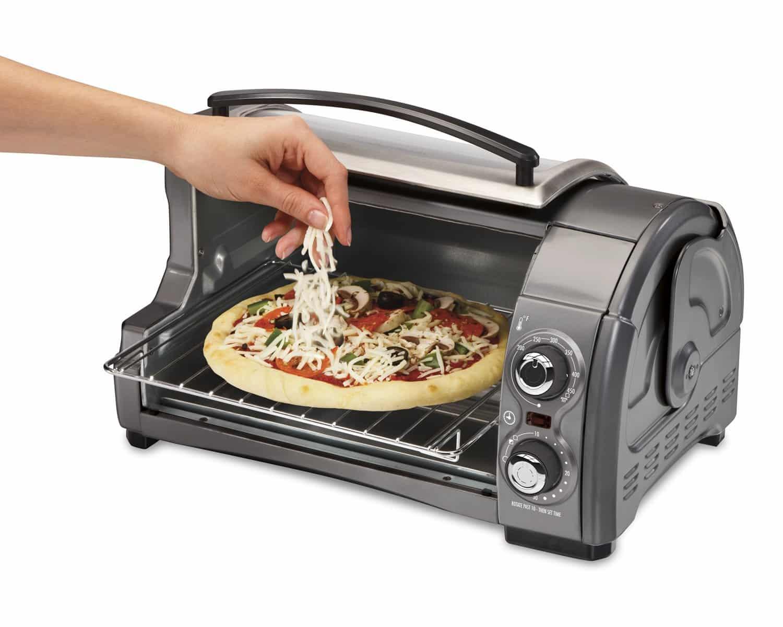 Top 10 Best 4 Slice Toaster Ovens In 2019
