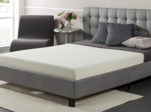 Sleep Innovations Suretemp Memory Foam Mattress Review