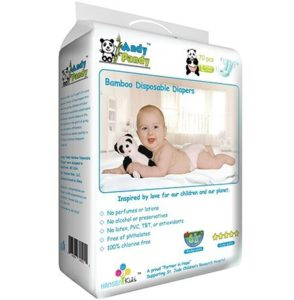 5. Andy Pandy Baby Diapers