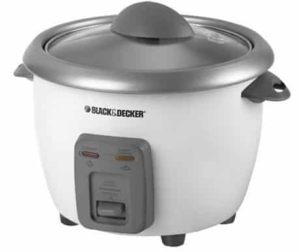 5. Black & Decker RC3406 Rice Cooker