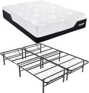 5. Classic Brands Cool Gel 2.0 Ultimate Gel Memory Foam Mattress