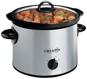 5. Crock-Pot SCR300SS