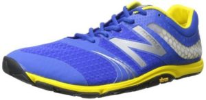 5. New Balance Men's MX20v3 Minimus Cross-Training Shoe