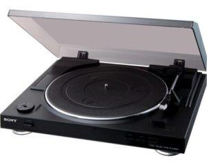 5. Sony PSLX300USB USB Stereo Turntable