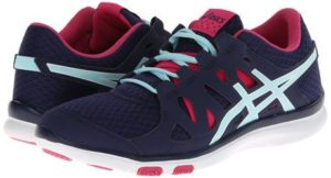 6. ASICS Women's Gel Fit Tempo Cross-Training Shoe