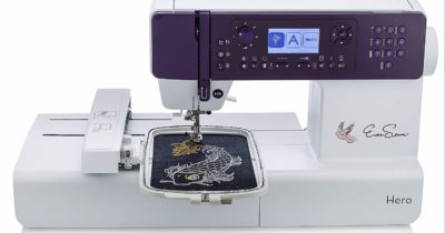 Top 10 Best Serger Sewing Machines in 2019