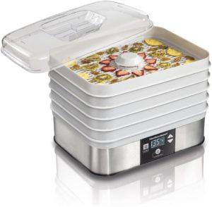 6. Hamilton Beach 32100A Digital Food Dehydrator