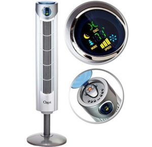 6. Ozeri Ultra 42 inch Wind Fan