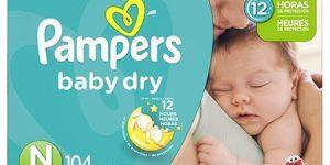 Top 10 Best Baby Diapers in 2017