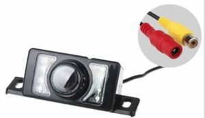 6. Sain Store Night Vision Car Rear Camera