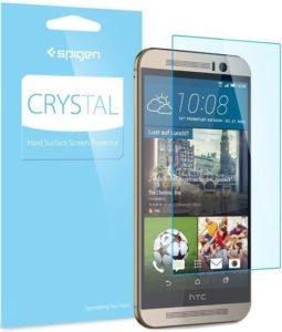 6. Spigen HTC One M9 Screen Protector (Hima) Clear