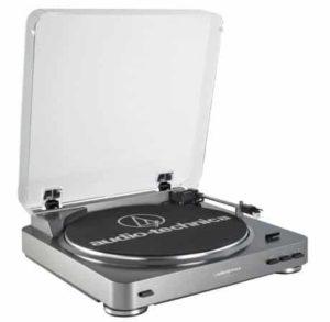 7. Audio Technica AT-LP60