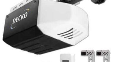 top 10 best garage door openers in