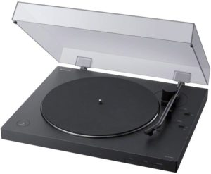 7. Sony PS-LX310BT Belt Drive Turntable