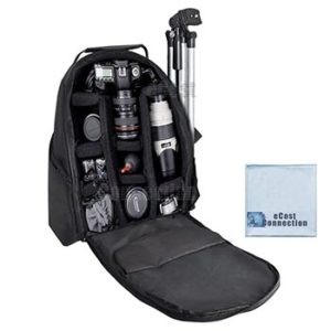 7. eCost Deluxe Digital Camera Backpack