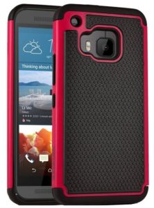 8. Aero Armor HTC One M9 Case