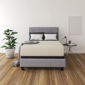 8. Ashley Furniture Signature Design Chime Express Memory Foam Mattress