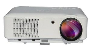 8. EUG LED Portable Home Theater Projector