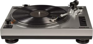 9. Crosley C100 Belt-Drive Turntable