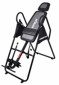 9. Emer Deluxe Foldable Gravity Inversion Table