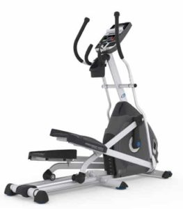 9. Nautilus E614 Elliptical Trainer