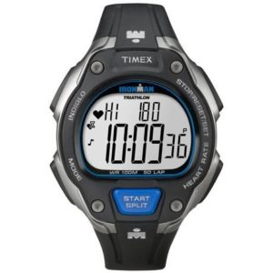 9. Timex Men's Ironman Road Trainer Heart Rate Monitor