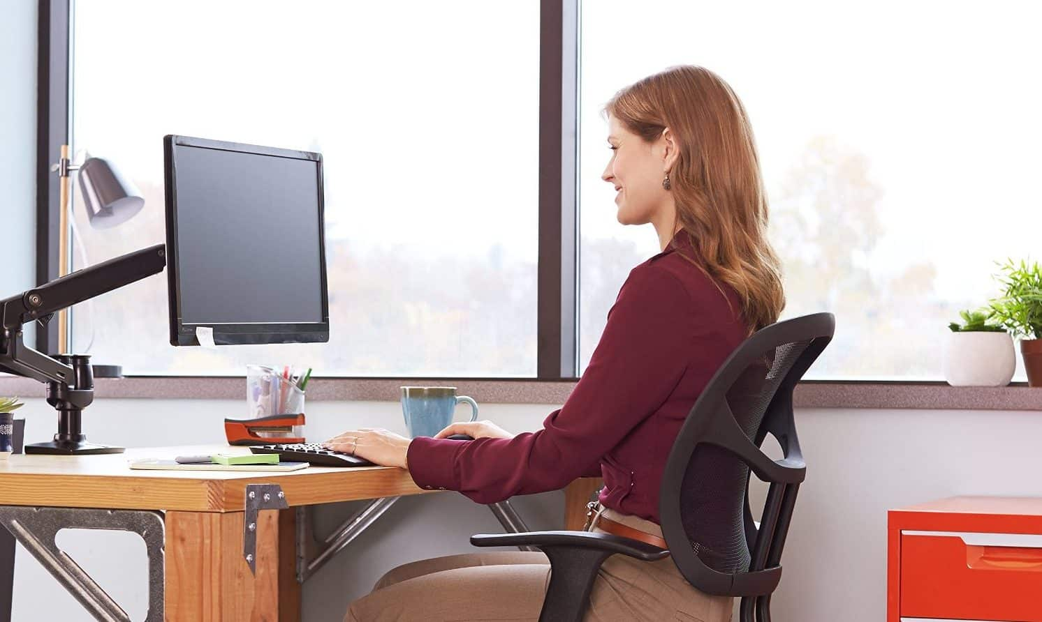 Ergonomic Office Chair Cover