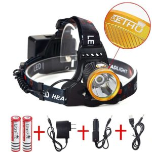 Top 10 Best LED Headlamps 2016-2017