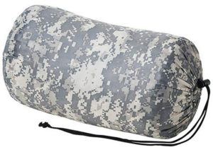 10. Maxam Digital Camo Sleeping Bag