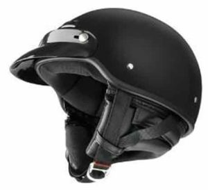 10. Raider Deluxe Half Helmet
