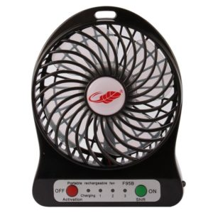 Top 10 Best Battery Operated Fans 2016-2017