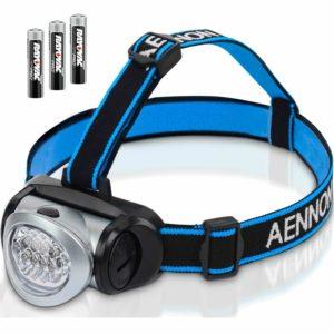 2-aennon-headlamp-flashlight-with-red-led-light