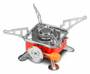 2. Etekcity E-gear Portable Collapsible Outdoor Backpacking Camping Stove