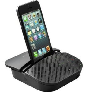 4. Logitech Mobile Speakerphone P710e