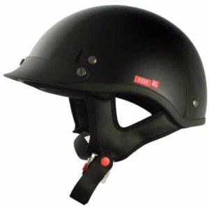 4. VCAN V531 Cruiser Half Helmet