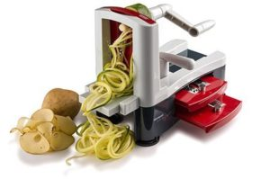 4. Westmark Germany Spiromat Vegetable Slicer