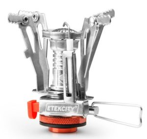 6. Etekcity Ultralight Portable Outdoor Backpacking Camping Stove