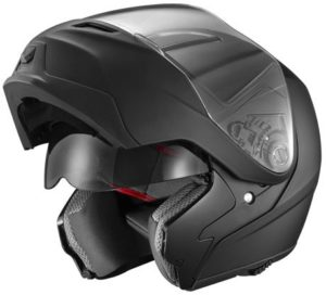 6. GLX Modular Helmet with Sun Shield