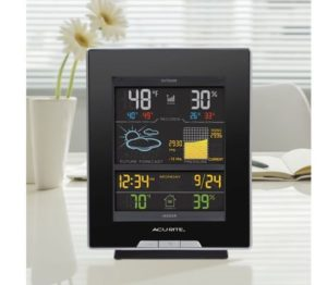 1. AcuRite 02008A1 Color Weather Station