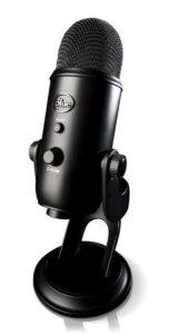 1. Blue Microphones Yeti