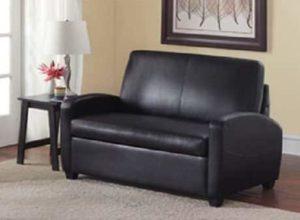 1. Homelegance 9700BRW - 3 Seat Reclining Sofa