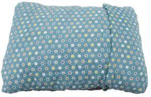 10. Hummingbird Small Compressible Pillow