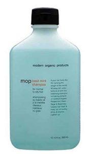 10. Mop Basil Mint Shampoo