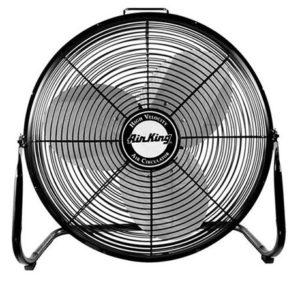 2. Air King 9214 14-Inch Pivoting Floor Fan