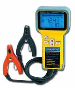2. Cen-Tech Digital Automotive Battery Analyzer