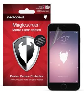 2. MediaDevil Apple iPhone 6S Screen Protector
