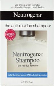 2. Neutrogena Anti-Residue Formula